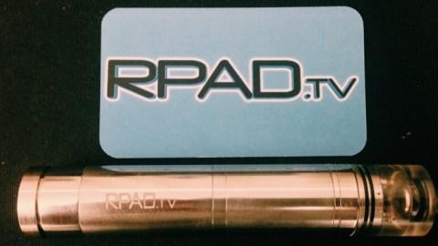 Vaping Diaries #161: Get Your RPadTV Mod!