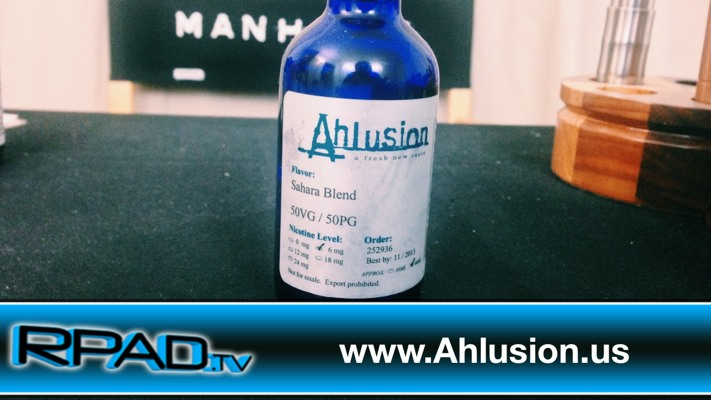 Ahlusion Review Sahara Blend