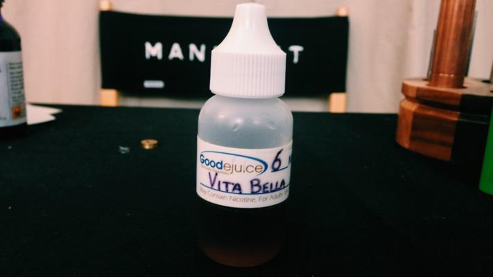 Goodejuice Review: Patriot Tobacco, Natural Perique, Vita Bella