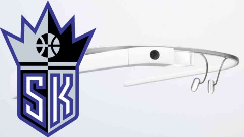 Sacramento Kings to Wear Google Glass This Week