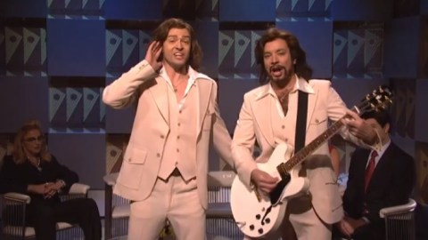 I Missed a Barry Gibb Talk Show!