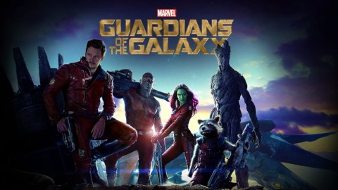 Random Thoughts on Guardians of the Galaxy