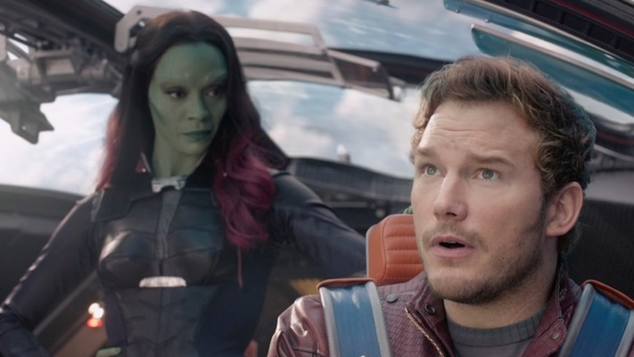Guardians of the Galaxy movie review Gamora Quill