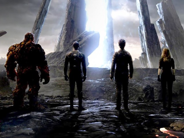 New Fantastic Four Trailer is Surprisingly Cool
