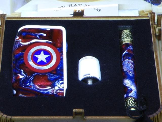 Top Hat Mods Captain America