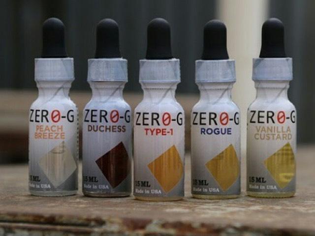 Zero-G Vape