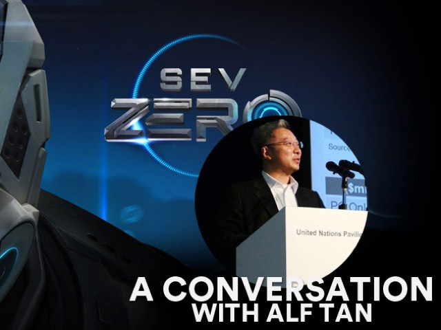Amazon Games Alf Tan Interview