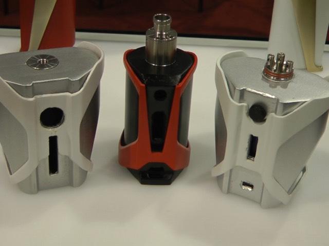 Vaping Diaries #317: VLS Vector RDA & Box Mod Prototype Interview (Vape Summit)
