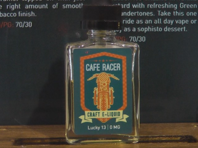 Vaping Diaries #338: Cafe Racer E-Liquid Interview