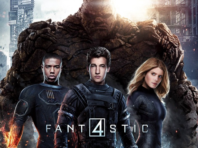 Random Thoughts on Fantastic Four