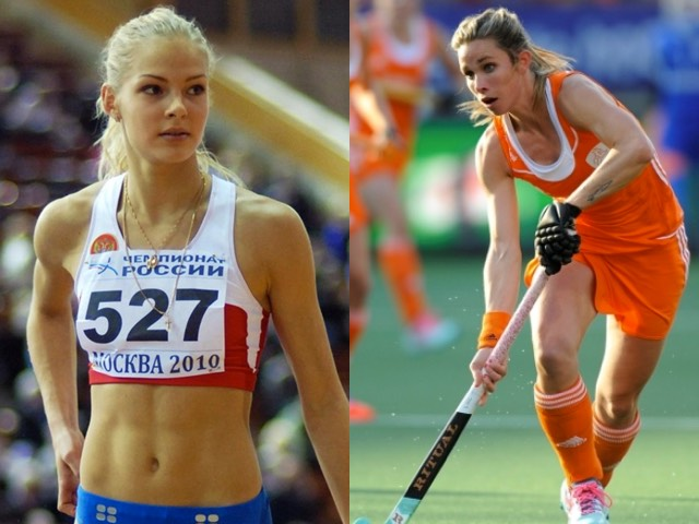 Today's Poll: Ellen Hoog vs. Darya Klishina