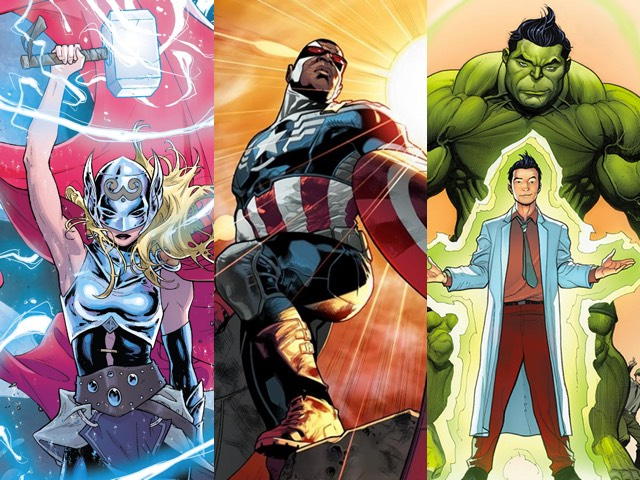 Marvel Comics Diversity