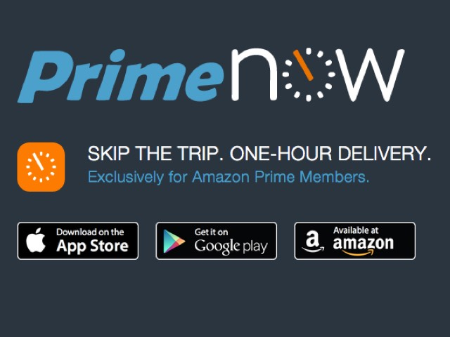 Coffee Talk #662: Amazon Prime Now is the Future of Shopping
