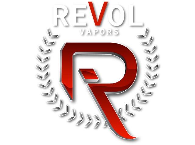 Revol Vapors logo