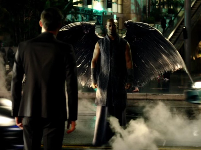Lucifer Amenadiel