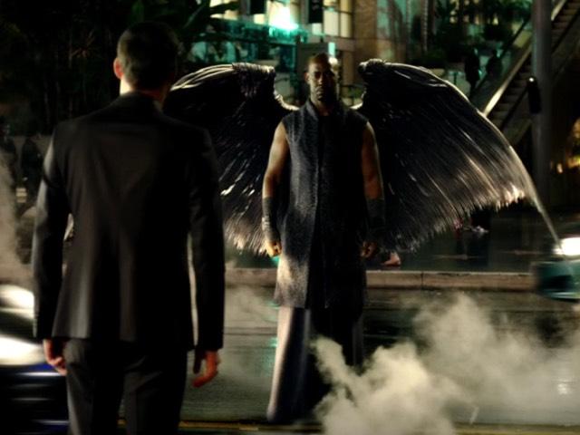 Lucifer Amenadiel