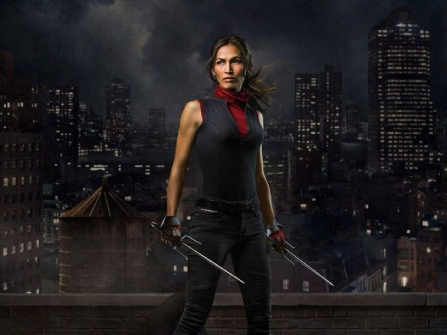 Daredevil Season Two Trailer is Full of Elektra
