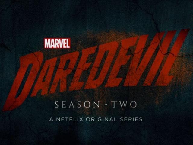 Daredevil s2 logo