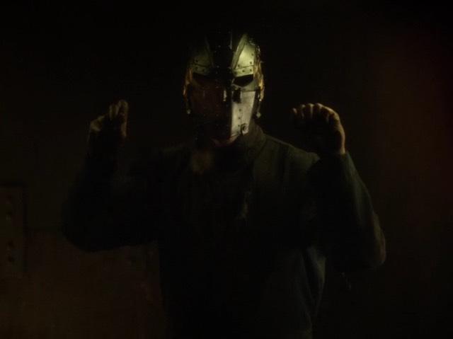 Flash Iron Mask
