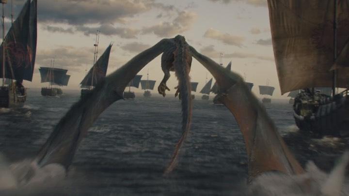 Game of Thrones Finale Team Targaryen
