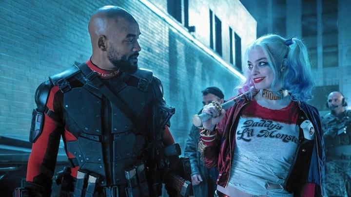 Suicide Squad Deadshot Harley Quinn