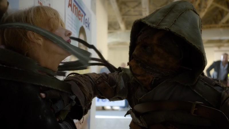 Arrow S05E02 Ragman