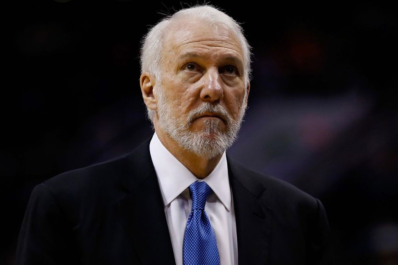Gregg Popovich on Kaepernick, Race Relations