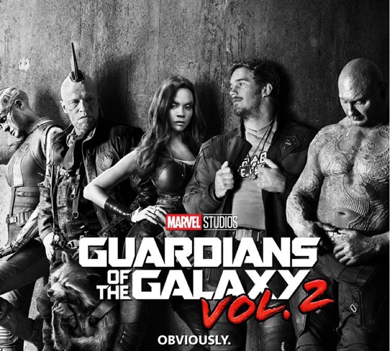 Guardians of the Galaxy Vol 2 Teaser Trailer