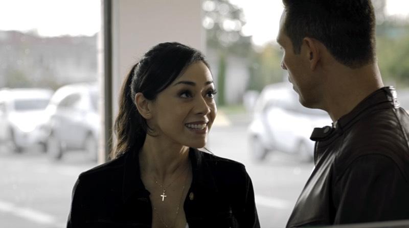 Lucifer S02E10 Ella Lopez