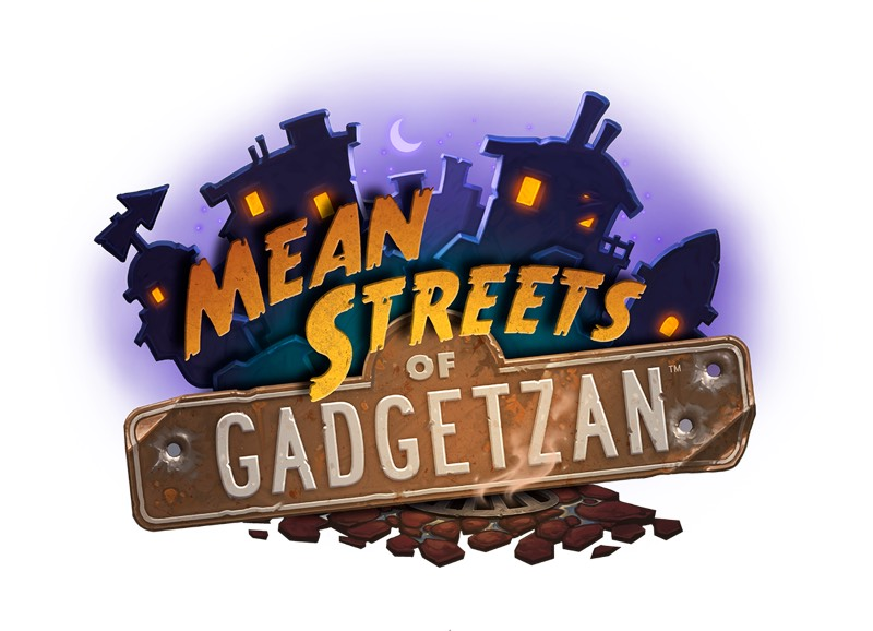Hearthstone Mean Streets of Gadgetzan Expansion Unveiled