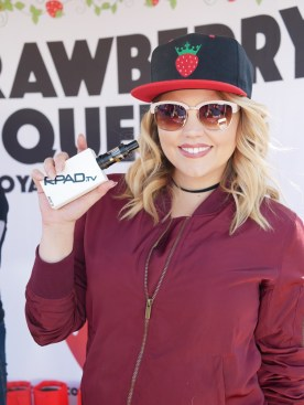 Strawberry Queen Ashley