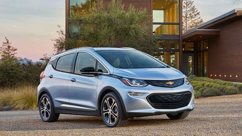 2016 Chevy Bolt