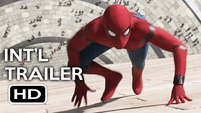 Spider-Man Homecoming Trailer One Feels Right
