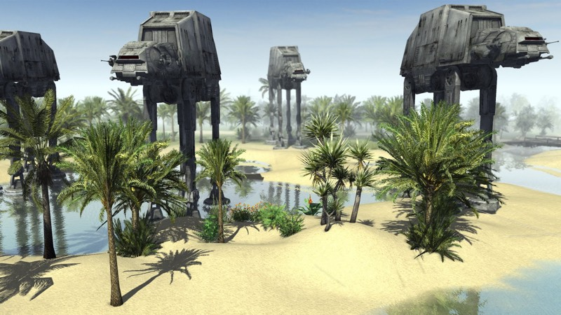 Star Wars Battlefront Scarif