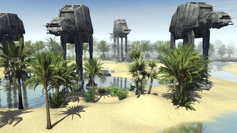Star Wars Battlefront Scarif