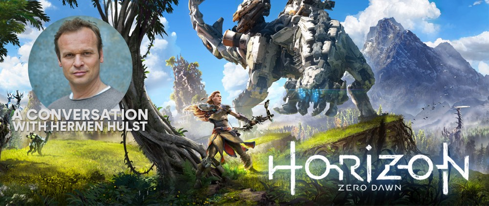 Hermen Hulst Discusses the Transition From Killzone to Horizon Zero Dawn