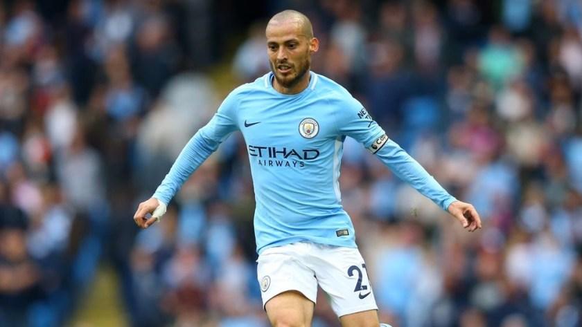 David Silva Man City