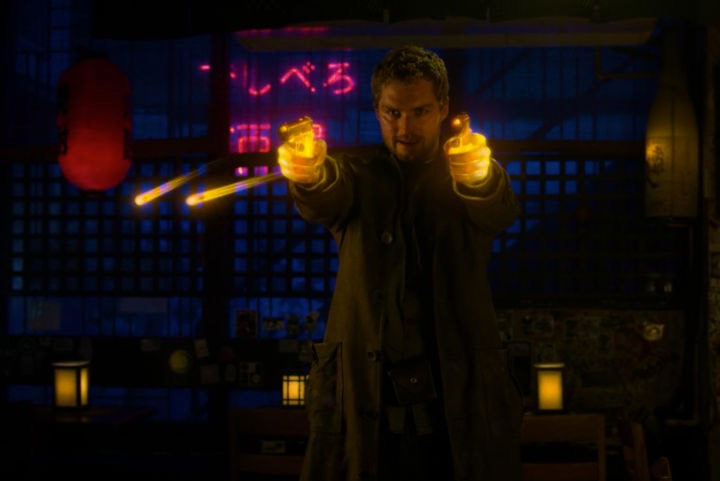Iron Fist Season Two Review Gun Fu