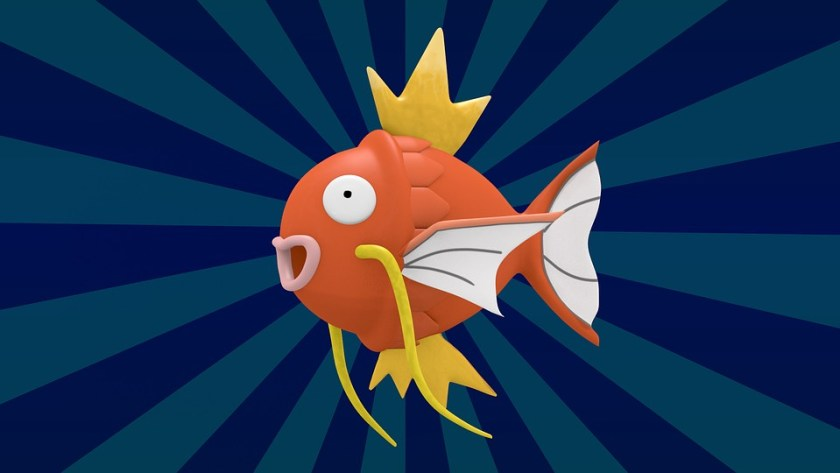 Pokemon Go Pokemusings Magikarp