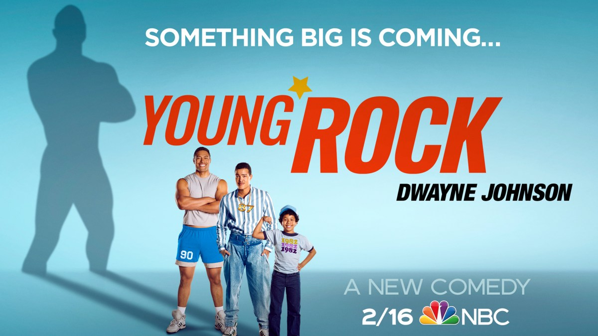 Totally Excited for Young Rock