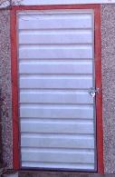 STEEL DOOR 1 - Options & Extras