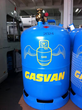 Botija Gas GPL Autocaravana