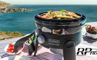 Catálogo 2020 da CADAC em Portugal – Barbecues e Fogões Portáteis