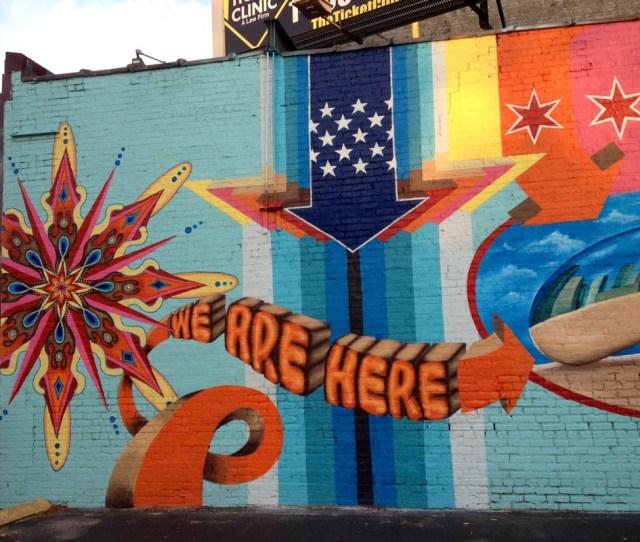 Howard St Mural Art Initiative Program
