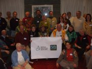 RPCVs of NENY celebrate Peace Corps' 50th Birthday in Albany, NY