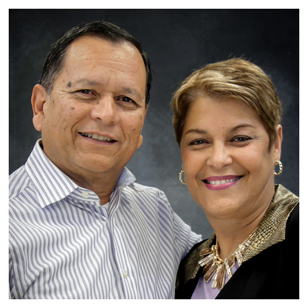 José e Isabel Zambrano