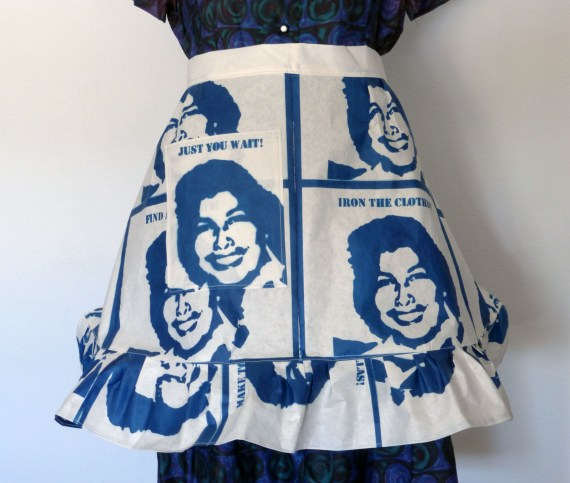 Things My Mother Said Apron, Annie Lopez.