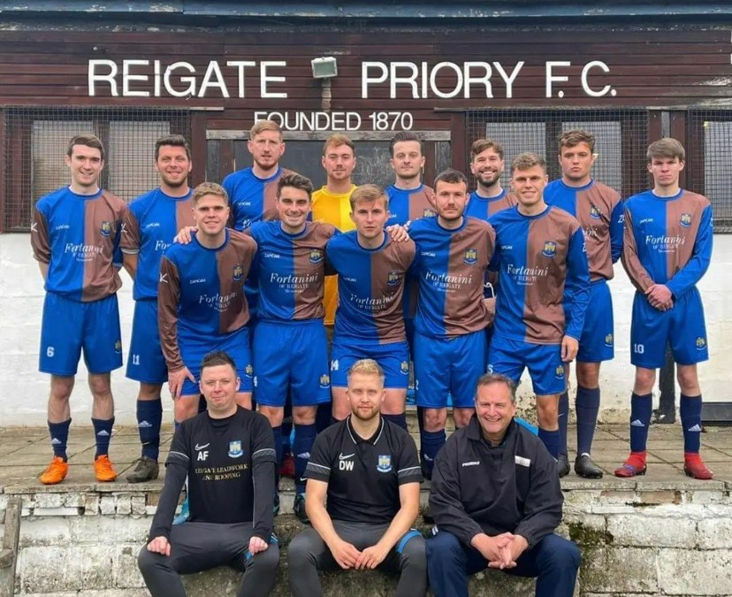 1st Team sponsored by Fortanini