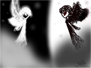 wight-angel-vs-dark-angel
