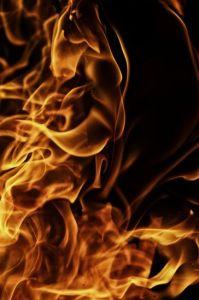 Feuer und Regen... (The Sainted Sinner)